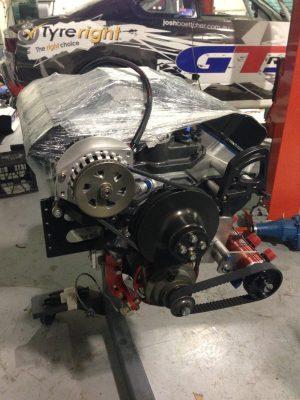 434ci V8 1